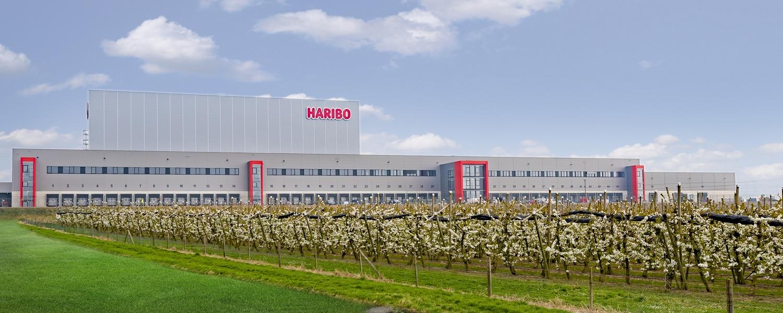 Logo von HARIBO Deutschland