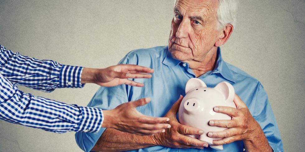 Um Geld sicher anzulegen. gibt es bessere Anlageformen als das Sparschwein. Foto:  panthermedia.net/SIphotography