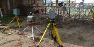 Profil-Laserscanner für das Monitoring von Bauwerken
