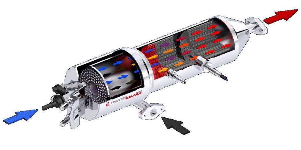 Der Ammoniakgenerator der Baumot Group ist eines der Nachrüstlösungen für Diesel-Pkw