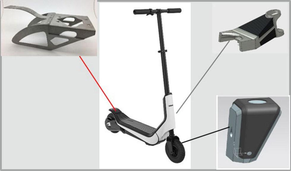 Schub für E-Mobilität dank Leichtbau?