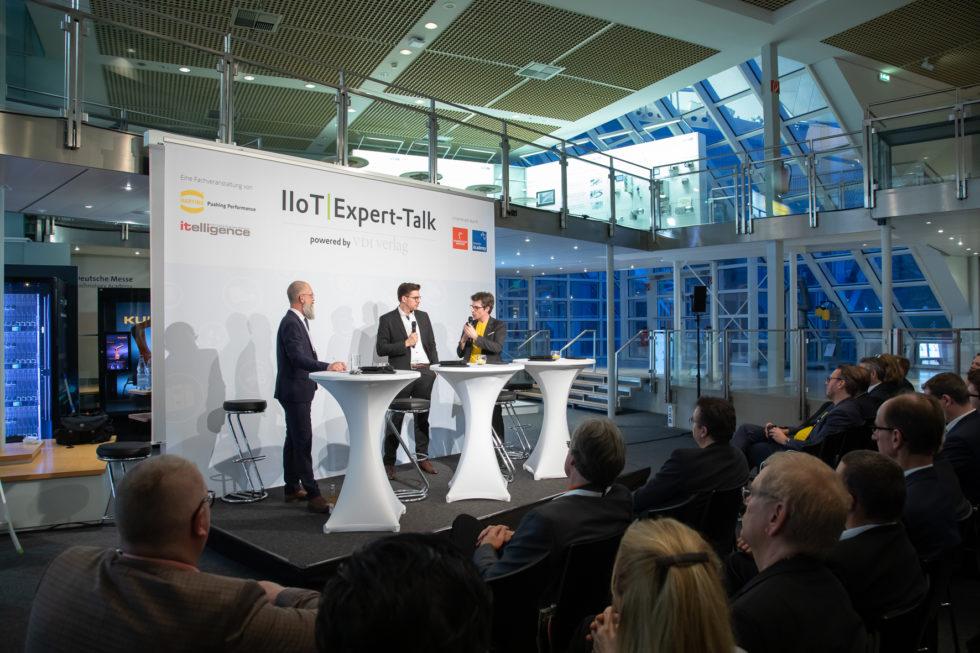 Itelligente IIoT-Lösungen im Fokus