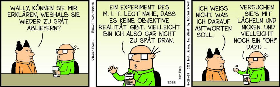 Dilbert Comic Deutsch
