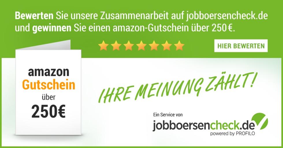 Jetzt ingenieur.de-Jobbörse bewerten!