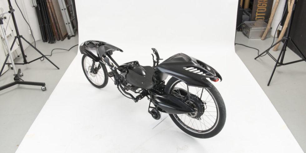 Joystick-E-Bike aus der Schweiz