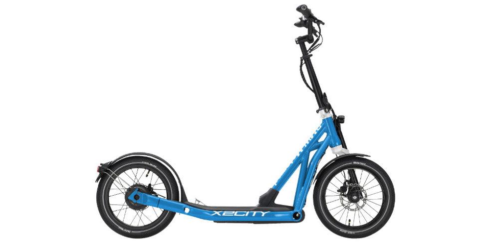 Neuer E-Scooter von BMW kommt im September