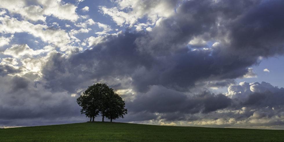 Foto Wolken am Himmel