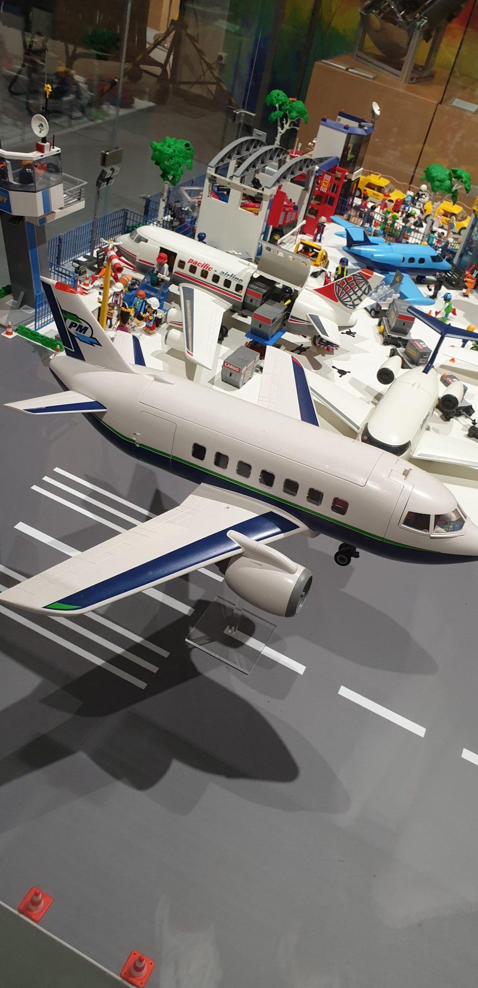 Flugzeug aus Playmobil