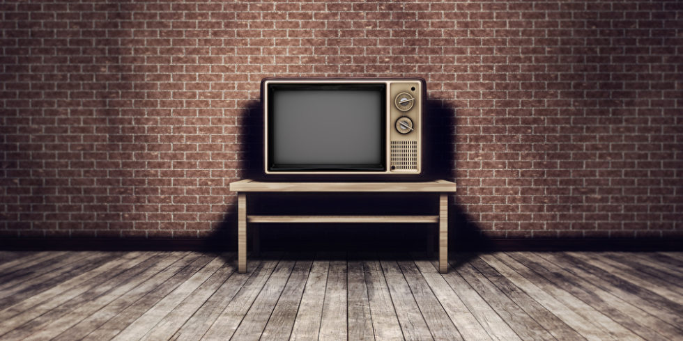 Retro-Fernseher