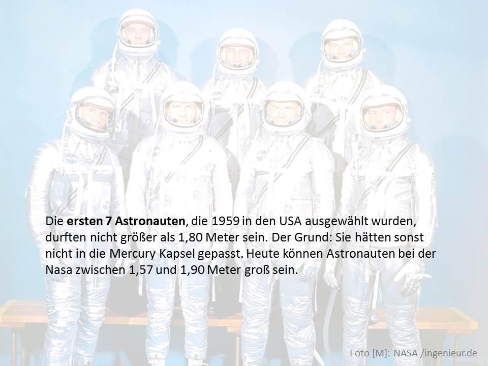 Astronauten – ihre Ausbildung, körperliche Herausforderungen und Vorbilder