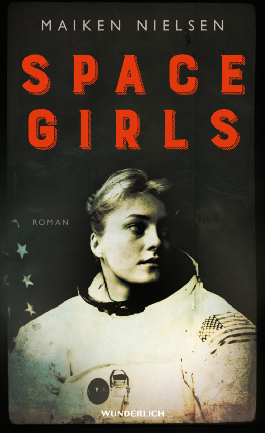 Cover des Buches Space Girls