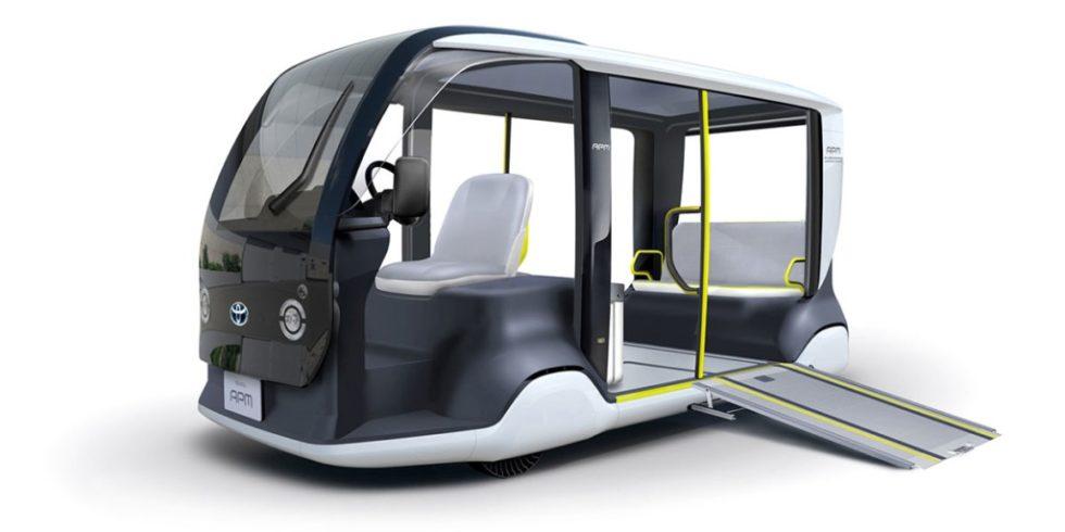 E-Shuttle von Toyota