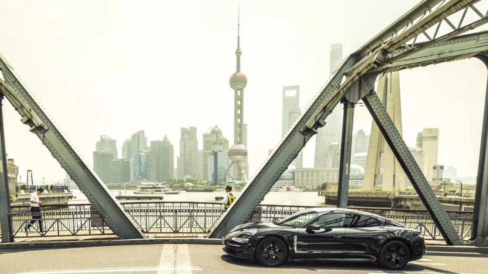Erster rein elektrischer Sportwagen von Porsche
