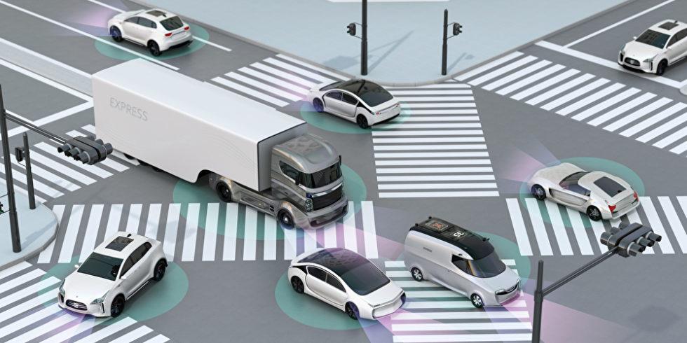 Autonome Fahrzeuge könnten gehackt werden und ganze Städte blockieren, warnen Forscher. Foto: panthermedia.net/chesky_w