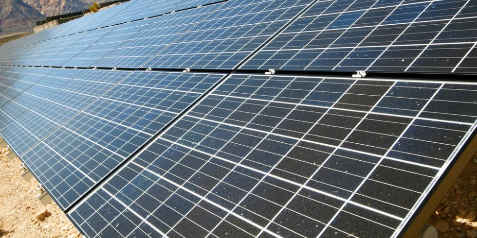 Sonnenreiche Länder setzen immer stärker auf Solarenergie. Foto: panthermedia.net/andreiorlov