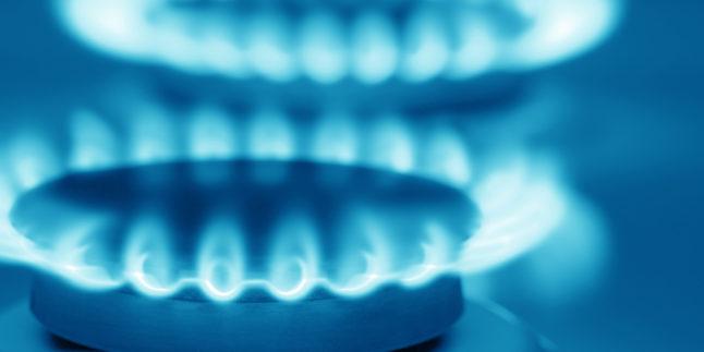 erdgas gas kochen