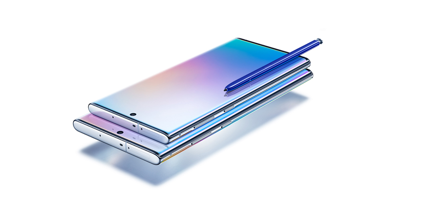Samsung Galaxy Note 10+ mit E-Pen