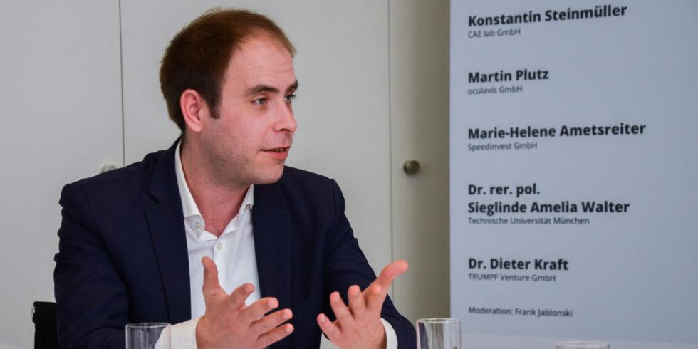 Martin Plutz von Oculavis