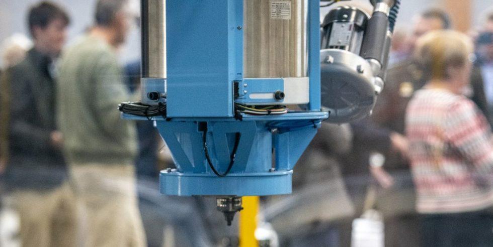 3D-Drucker der University of Maine