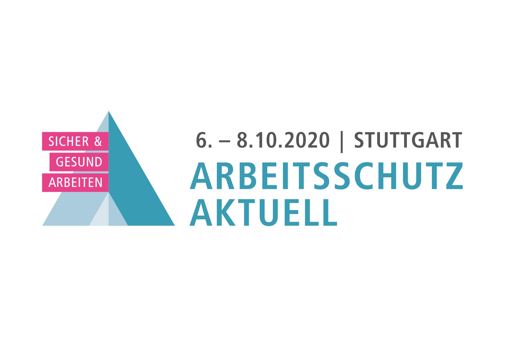 Logo Arbeitsschutz Aktuell 2020