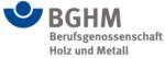 Logo von Berufsgenossenschaft Holz und Metall