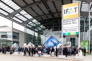 IFAT Messe für Wasser-, Abwasser-, Abfall- und Rohstoffwirtschaft