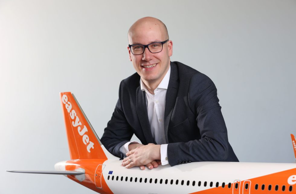Stephan Erler Country Manager Deutschland easyjet