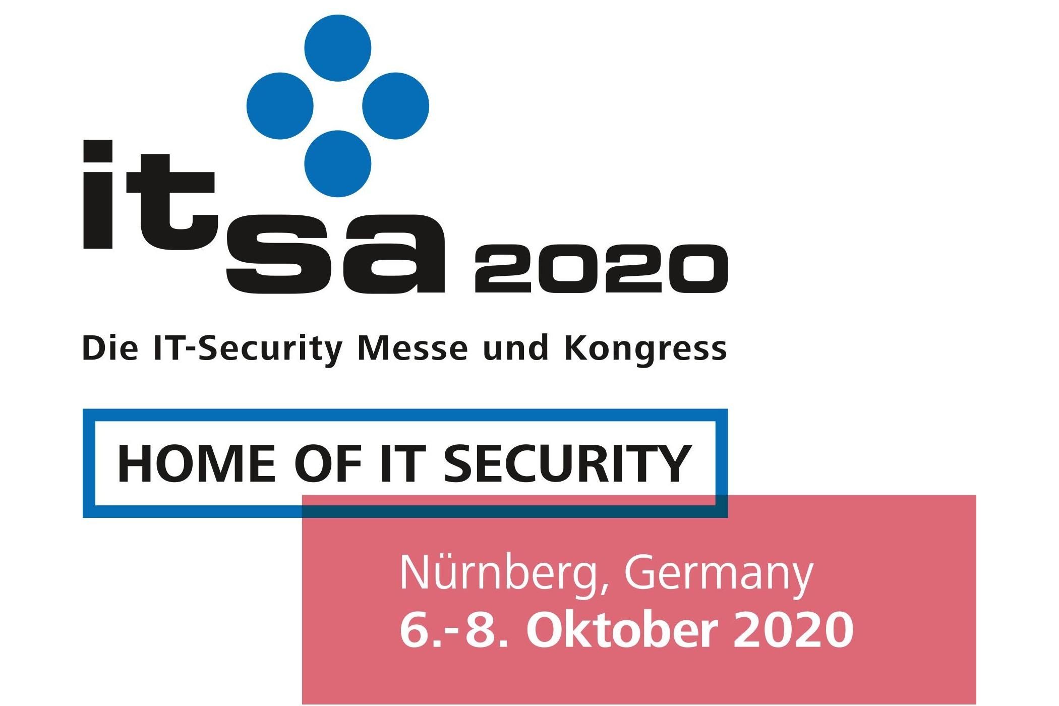 Logo it-sa 2020