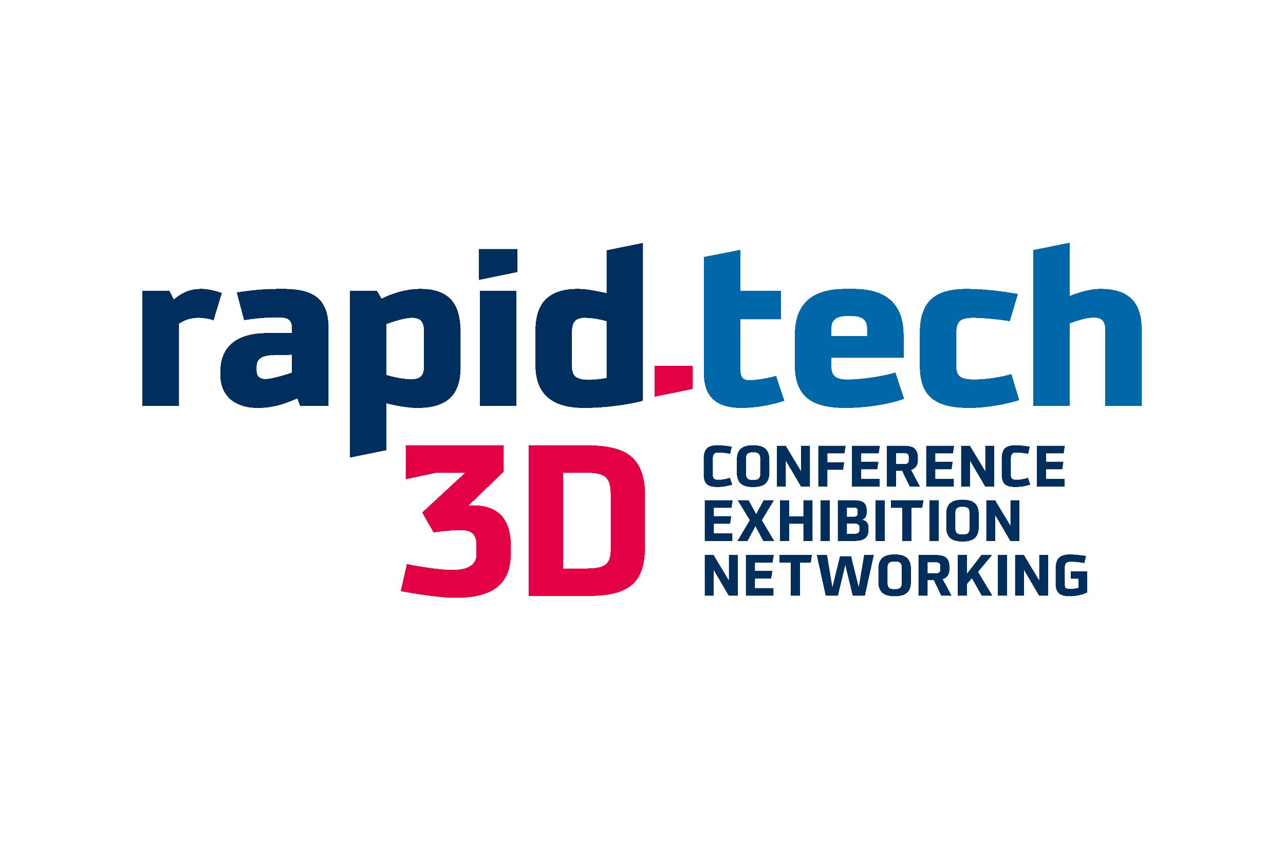 Logo rapid tech 3D 2020