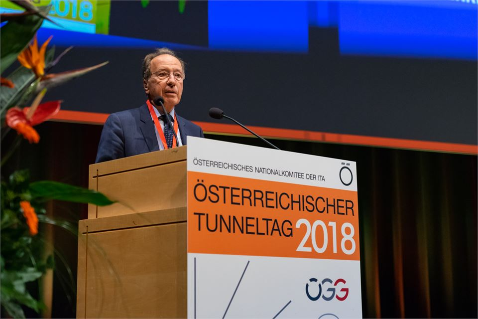 Österreichischer Tunneltag 2018