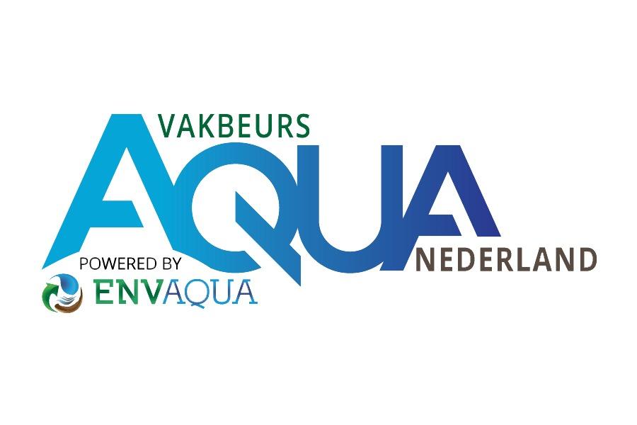 Logo Aqua Nederlands