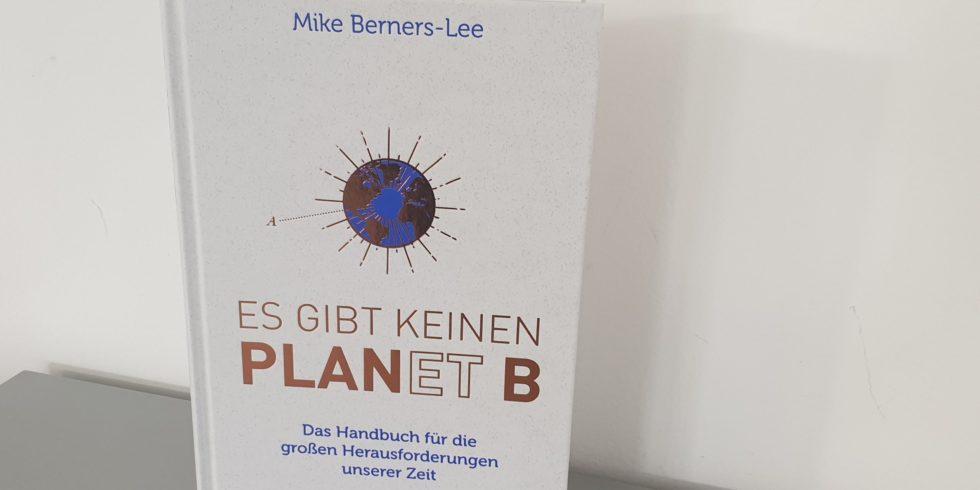 Buch Es gibt keinen Planet B