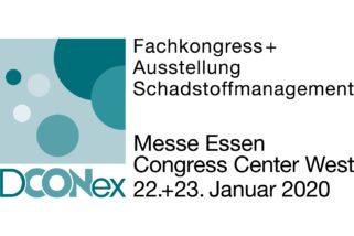 DCONex – Fachkongress + Ausstellung für Schadstoffmanagement