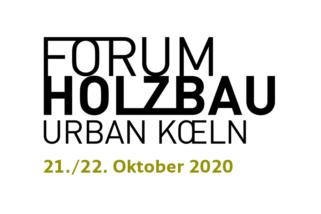 13. Europäischer Kongress (EBH) Forum Holzbau