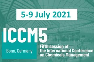 SAICM beyond 2020 Abschlusskonferenz – Fifth Session of the International Conference for Chemicals Management ICCM5
