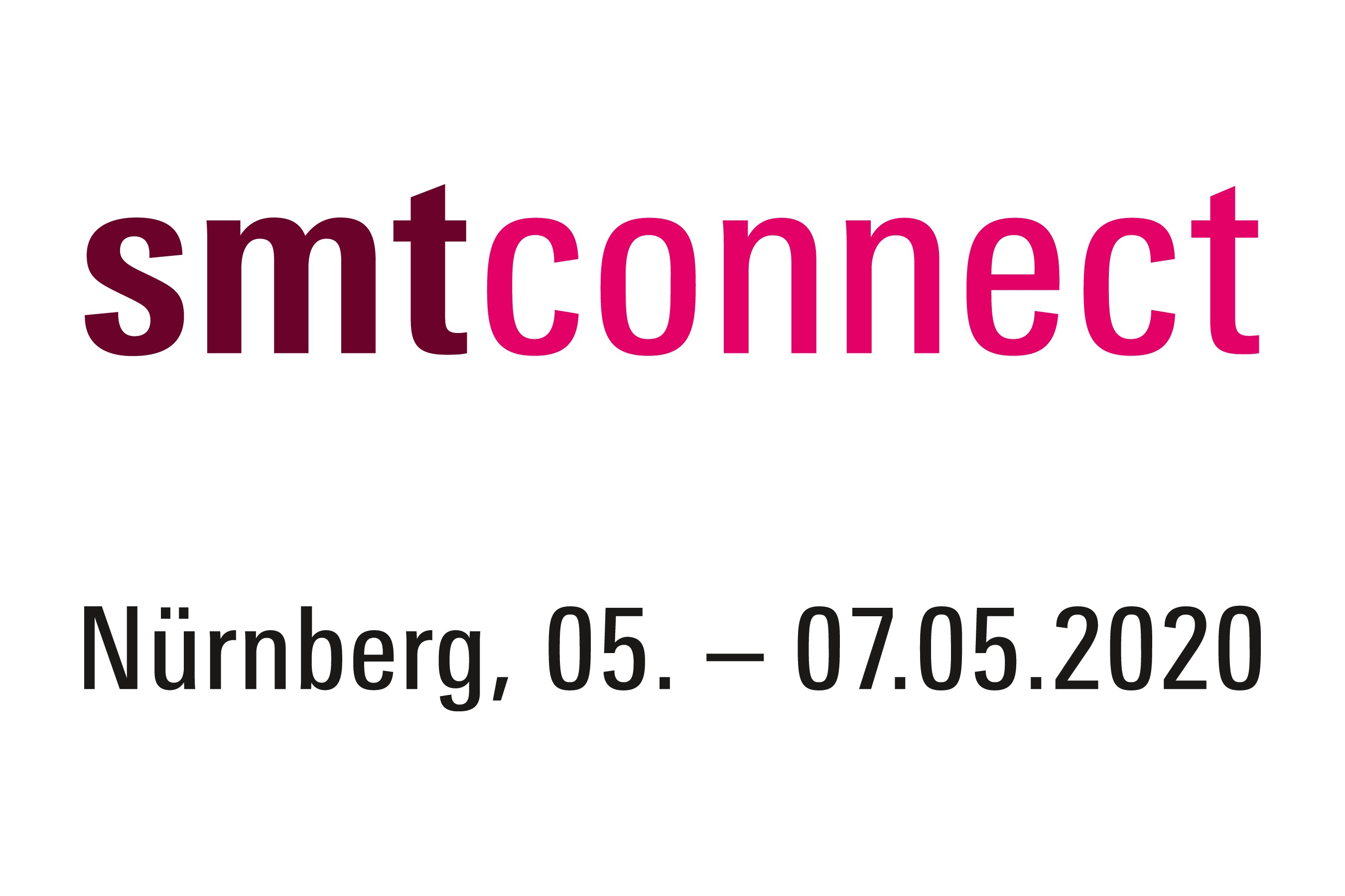 Logo SMTconnect 2020