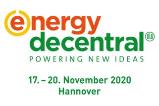 energy decentral Hannover