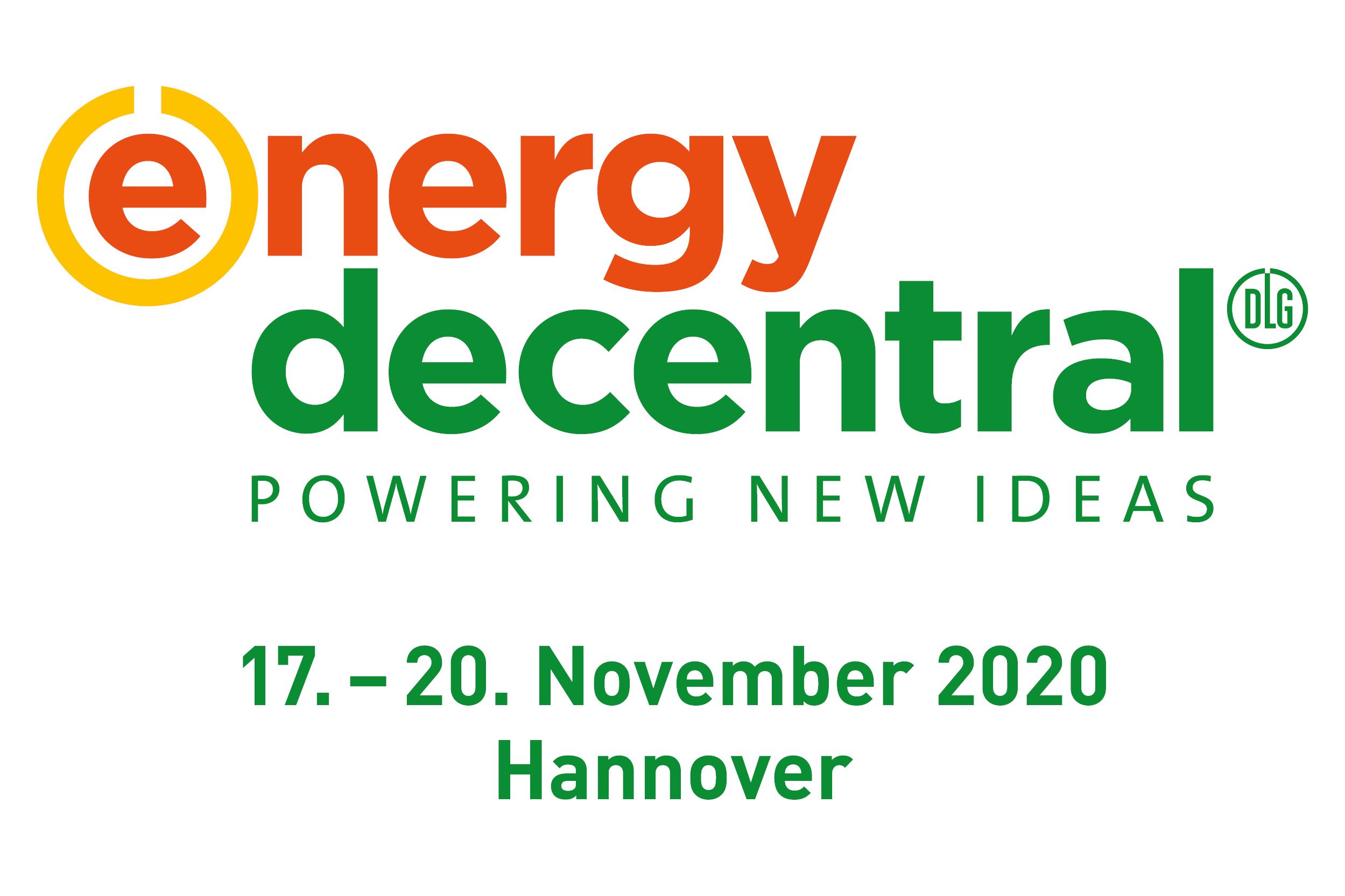 Logo energy decentral 2020