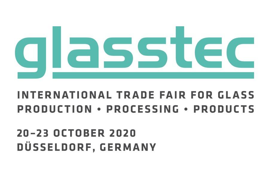 Logo glasstec 2020