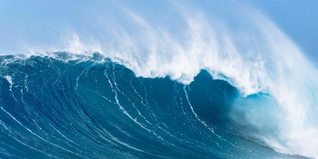 Seebeben und Tsunami