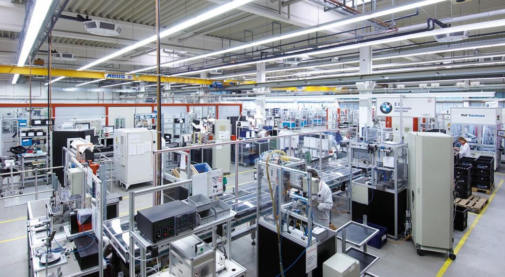 """Bild 3. Mithilfe der Qualitätsmanagement-Lösung """"CASQ-it"""" von Böhme & Weihs verbesserte der Automobilzulieferer entscheidend seine Produktionsprozesse. Bild: Huf Hülsbeck & Fürst"""