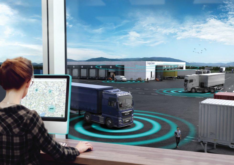 Moderne Digitallösungen optimieren Transportkapazitäten. Informationen über Transporte und Fahrten werden regelmäßig und vollständig in diesen Systemen synchronisiert. Bild: RIO