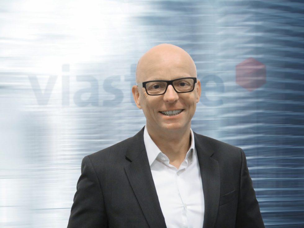 Tom Preller ist Vice President Sales bei der viastore Systems GmbH in Stuttgart. Bild: viastore