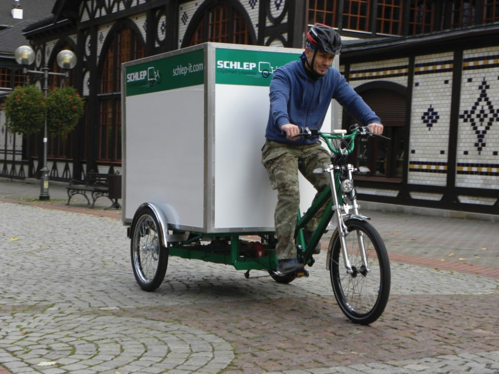 Vor allem bei Citylogistik-Konzepten kommen immer häufiger Li-Ionen-Akkus zum Einsatz. Bild: GreenPack