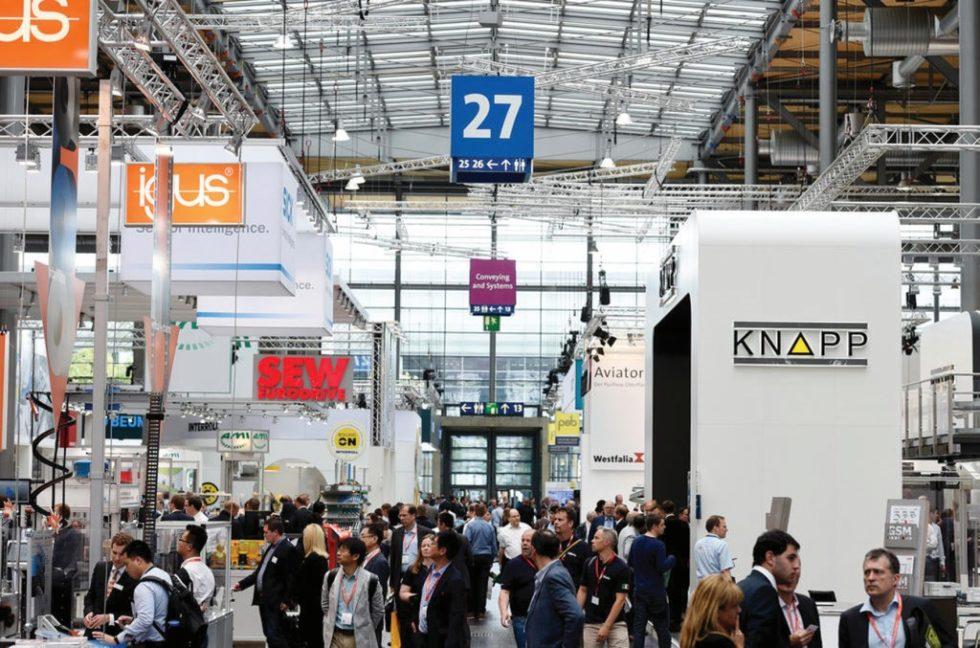 """Von der """"neuen"""" CeMAT erhoffen sich Veranstalter und Aussteller Synergieeffekte im Hinblick auf Industrie 4.0-Technologien. Bild: Deutsche Messe AG"""