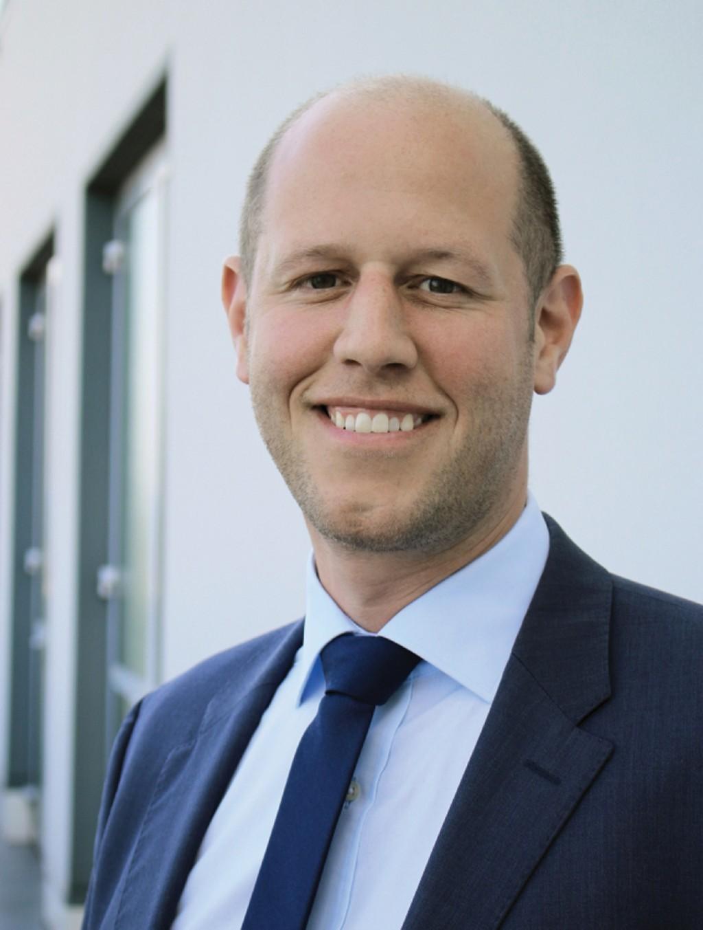 Christian Freise, Senior Sales Manager Chemical Division. Bild: Beumer Group