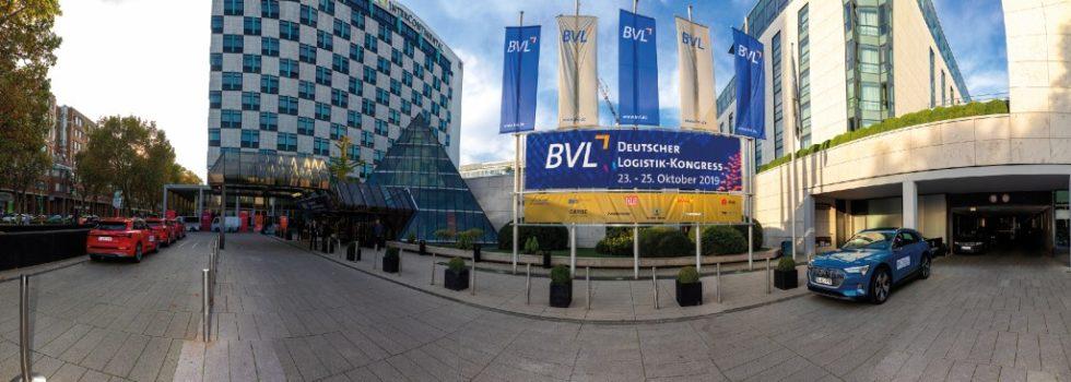 3207 Logistikexperten trafen sich Ende Oktober in Berlin zum Deutschen Logistik-Kongress der Bundesbereinigung Logistik (BVL). Bild: BVL/Kai Bublitz