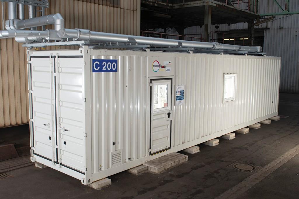Covestro Container Uerdingen (Re Salt)