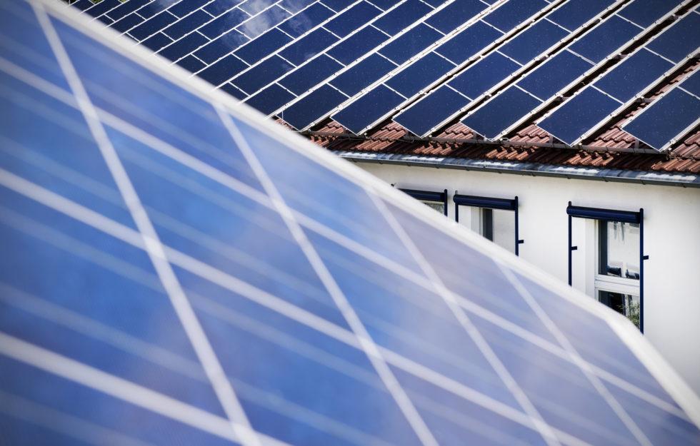 Solaranlagen Umwelt Campus Birkenfeld