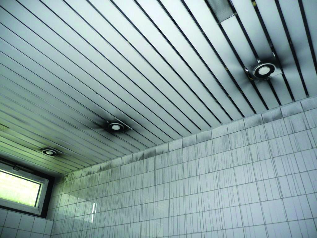 Rauchverbreitung durch eine Umluftlüftungsanlage in andere Räume. Bild: FVLR